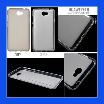 Huawei Honor 5 / Y5 II Matte TPU Soft Case Casing Cover