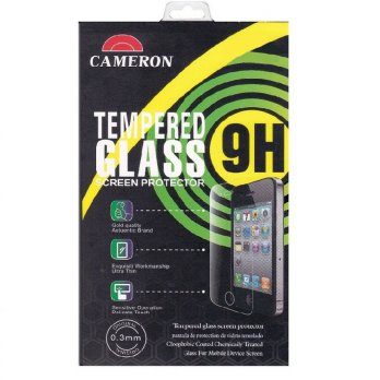 Cameron Tempered Glass Samsung Galaxy Note 2 - Antigores Screenguard - Transparan