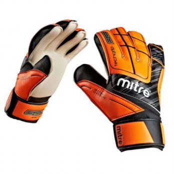 Mitre Sarung Tangan Kiper ANZA G2 BASTIAN JUNIOR Orange