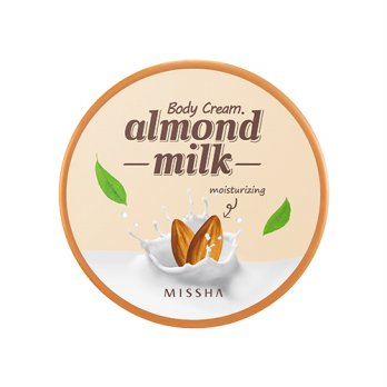 [Missha] Almond Milk Body Cream 230ml