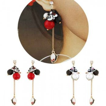 RAT1029W - Aksesoris Anting Sweet Mickey Mouse