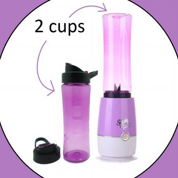 Juicer Shake and Take 3 New Edition + Extra Cup SJ0054