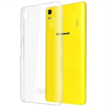 Imak Crystal II Ultra Thin Hard Case Casing Cover Lenovo A7000 (K3 Note) - Transparan