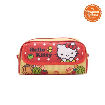 Clutch Hello Kitty Red Yellow