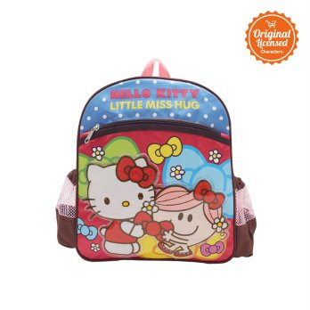 Backpack Hello Kitty and Little Miss Hug Pink