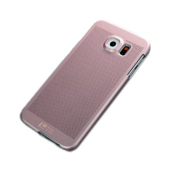 Loopee Air Hard Case for Samsung Galaxy J7 J710 2016 Casing Cover - Rosegold