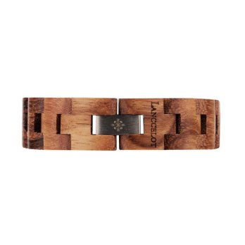 Lanccelot Strap 17mm Wood Sumatra