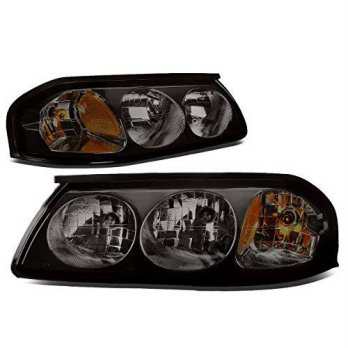 [macyskorea] Auto Dynasty Chevy Impala 8th Gen Pair of Smoke Lens Amber Corner Headlight/12376011