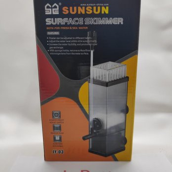 SUNSUN JY SURFACE SKIMMER