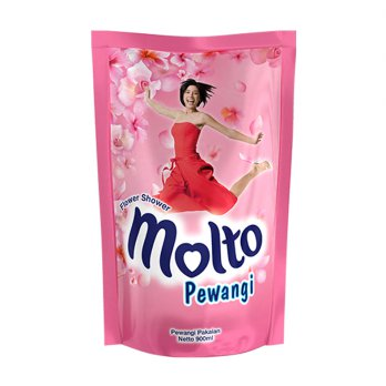 Molto Pewangi Flower Shower 900 ml