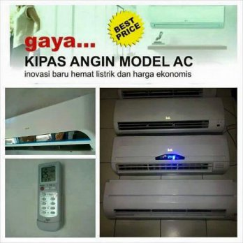 Harga Kipas Angin Model Ac 1 5 Pk Pricenia Com