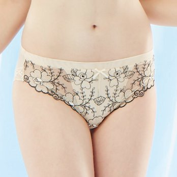 La Felino- Rose mood Seamless briefs