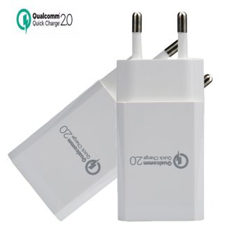 USB Wall Home Travel AC Charger Adapter For Samsung For HTC EU Plug