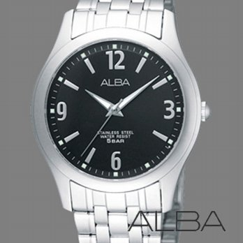 Alba ARSY23X1 Stainless Steel Mens Watches
