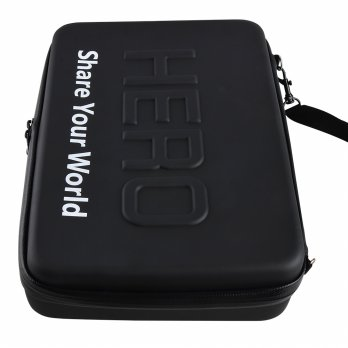 HERO Waterproof EVA Big Size Case For GoPro / Xiaomi Yi / Xiaomi Yi 2