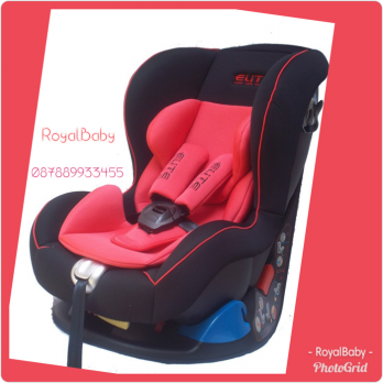 CARSEAT CARE ELITE RED DUDUKAN MOBIL BAYI CARE ELITE