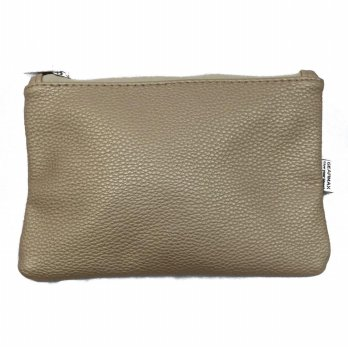 Original GEARMAX Exclusive Multi-purpose Pouch Top Zipper Synthetic Leather - Pouch Serbaguna