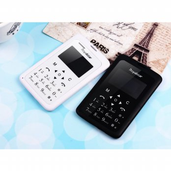 Royalstar Credit Size Mobile Phone - W102