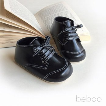 Sepatu Bayi / Prewalker / Pre Walker Anak / Toodler /   Boot Brown Leather - Michael Black