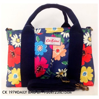 Tas Wanita Import Fashion Daily Bag 2 Fungsi 197 -14