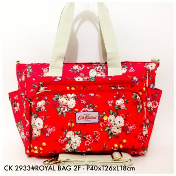 Tas Wanita Import Fashion Royal Bag 2 Fungsi 2933 - 5