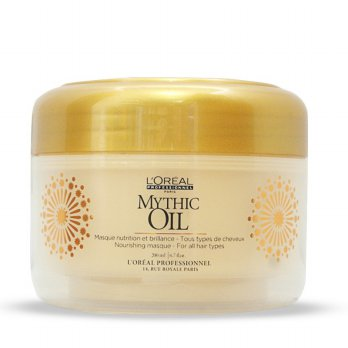 L'Oreal Mythic Oil Masque - Masker Rambut - 200ml