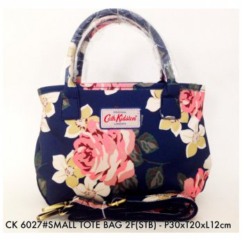 Tas Wanita Import Fashion Small Tote Bag 2 Fungsi 6027  - 10