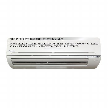 Promo Ac Daikin 2 Pk Ft-Ne50mv14 (Freon R-410a, 1650 Watt)