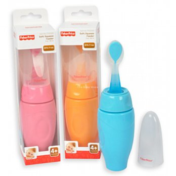 Fisher Price Soft Squeeze Feeder