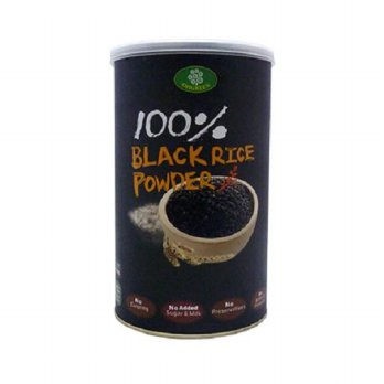 OH GREEN 100% Black Rice Powder 500 gram