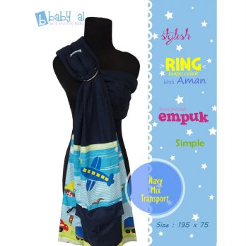 Gendongan Ring Sling - Transportasi - Navy Transport