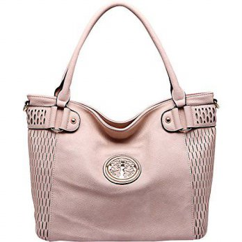 [macyskorea] MKF Collection Denver Tote Bag (Pink)/12353925