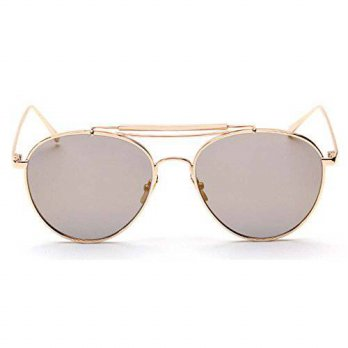 [macyskorea] My.Monkey 2016 New Fashion Aviator Style Metal Frame Sleek Sunglasses(C1)/12353695