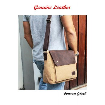 BOURZU GIZEL Genuine Leather