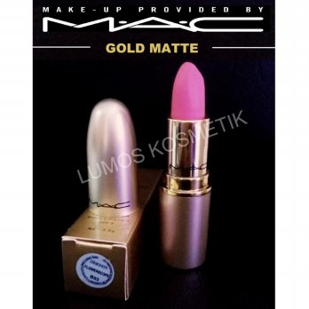 Mac Lipstick Gold Edition Matte Flowerscope