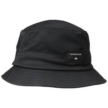 [macyskorea] Quiksilver Mens Stuckit Bucket Hat, Black, S/M/12352694