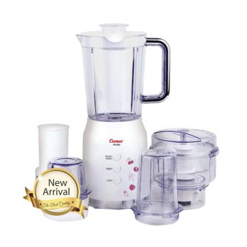 Cosmos Blender Multi Fungsi 4 In 1 Cb802 - Putih