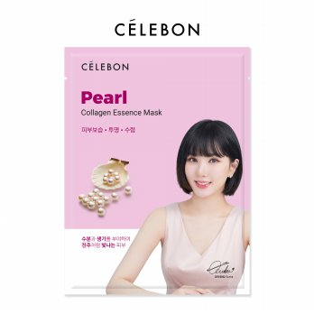 Celebon Pearl Collagen Essence Mask