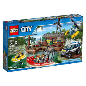 Lego City 60068 Crooks Hideout