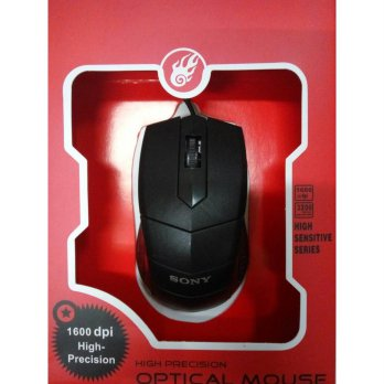 SONY Optical Mouse B300 - High Sensitive Series