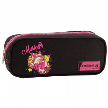 Colorizi CR610MS Colors Music Pencil Case