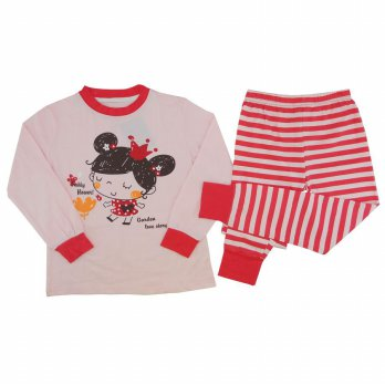 [DJ] Kids Sleep Wear ( Set )