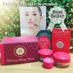 [NORMAL] GLANSIE Paket Normal Cream / Beauty Care Dr.fajar / ORIGINAL