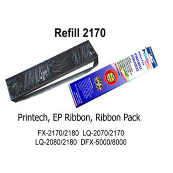 Printech Ribbon pack refill 2170 / 2180 (pita printer)