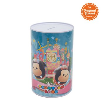 Disney Tsum Tsum Coin Bank Blue Type B