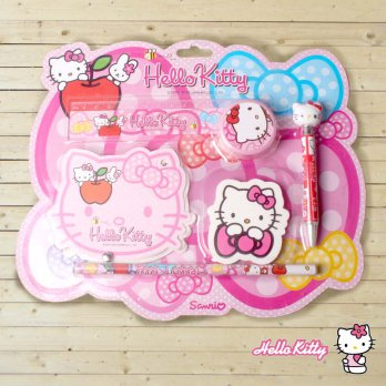 Set stationary head Hello Kitty HK729-1