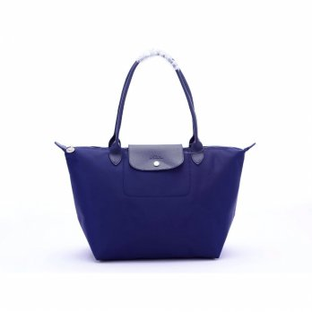 Tas Wanita AUTHENTIC Longchamp LePliage Neo Shopper Large Longhandle