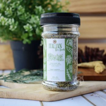 House Of Organix Italian Mixed Herb 30 Gr
