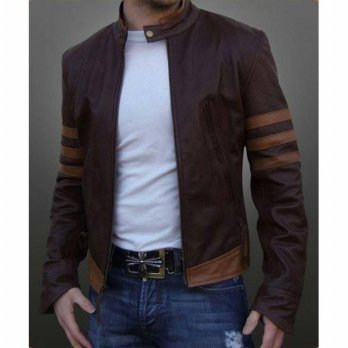Jaket Karlit Model X-Men Wolverine