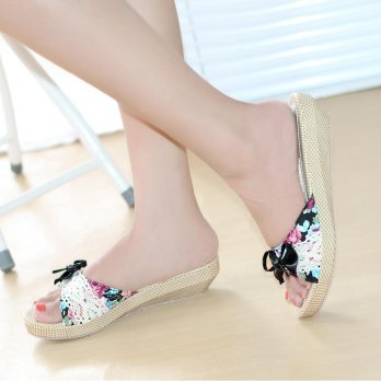 Amsteel River Wedges Bunga Cantik